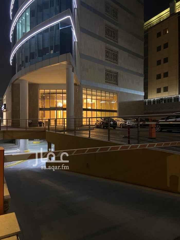 مكتب تجاري للإيجار في حي العزيزية ، جدة ، جدة