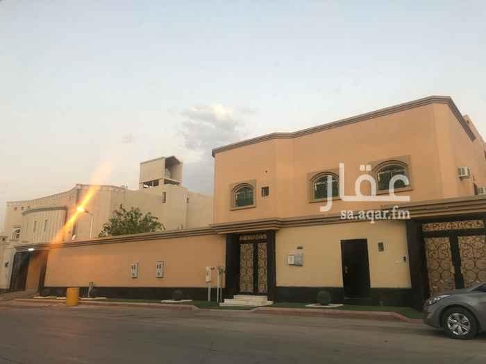 فيلا للبيع في شارع الراحة ، حي هجرة لبن ، الرياض