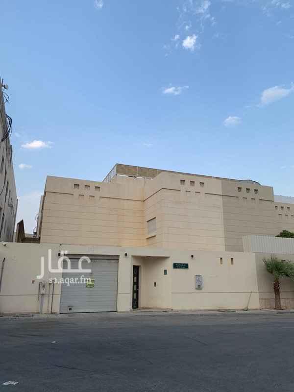 فيلا للإيجار في شارع خزة ، حي السليمانية ، الرياض ، الرياض