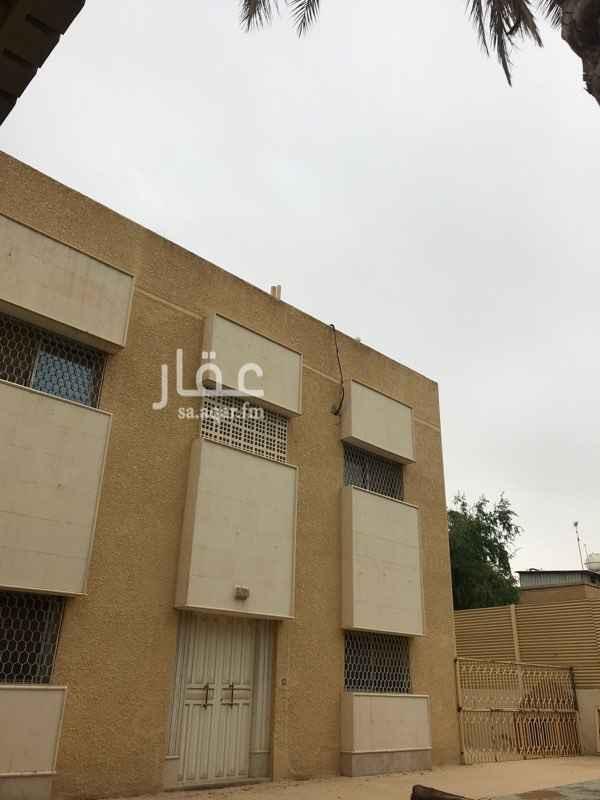 فيلا للإيجار في شارع بجاد المخزومي ، حي الملز ، الرياض ، الرياض