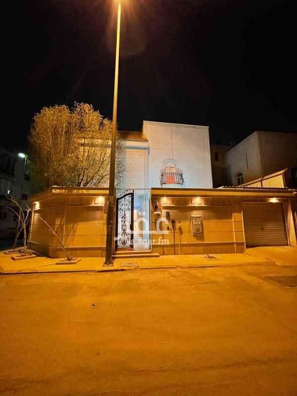 فيلا للإيجار في شارع الوادي الاخضر ، حي السليمانية ، الرياض ، الرياض