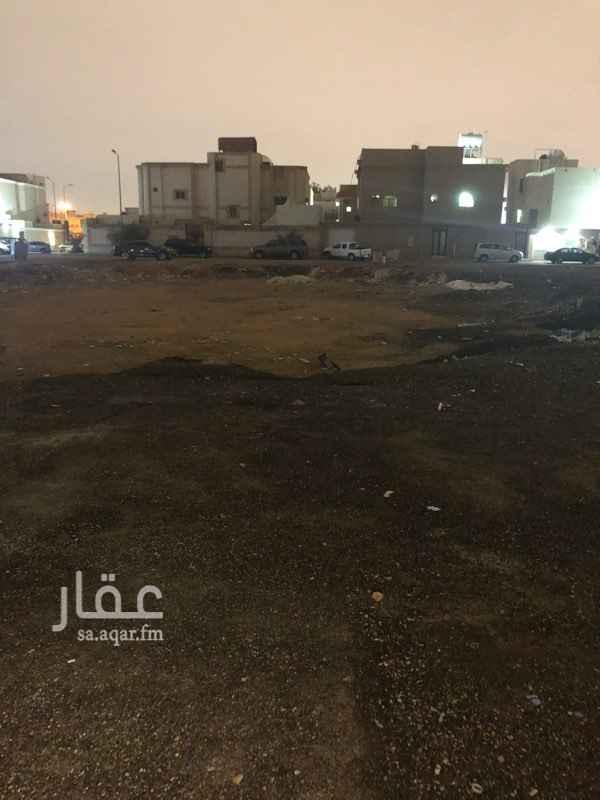 أرض للبيع في شارع الشديدة ، حي النسيم الشرقي ، الرياض