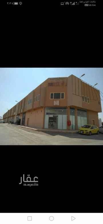 مكتب تجاري للإيجار في حي ، شارع ابراهيم بن محمد الزمزمي ، حي القيروان ، الرياض ، الرياض