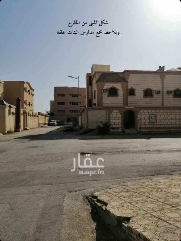 دور للإيجار في شارع وادي ابو خشبة ، حي احد ، الرياض