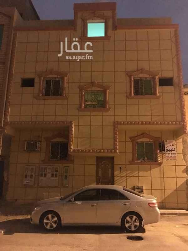 عمارة للبيع في شارع البدر الكندي, منفوحة الجديدة, الرياض