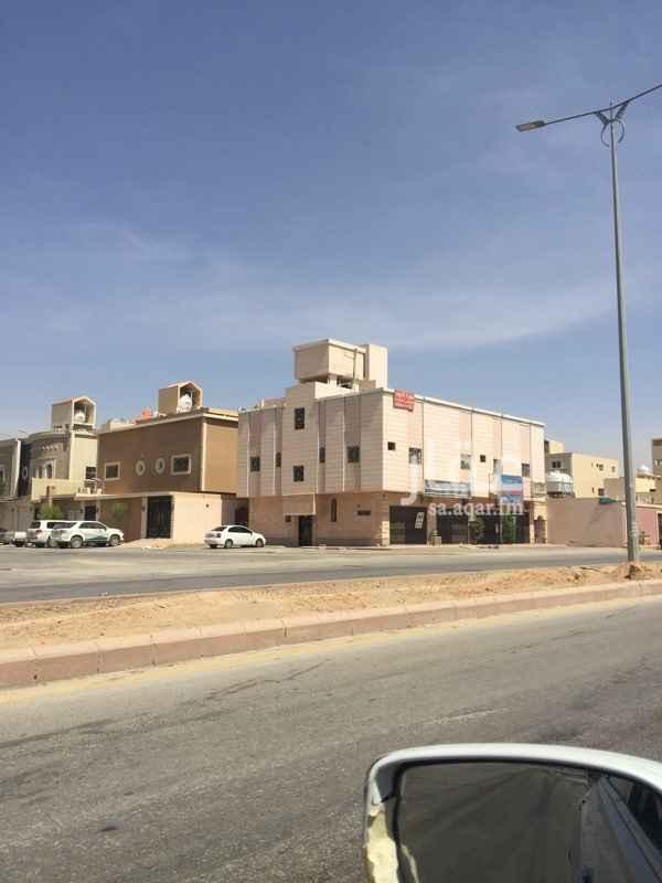 عمارة للبيع في شارع زهر الربيع ، حي العوالي ، الرياض