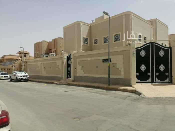 فيلا للبيع في شارع الحصن ، حي ظهرة البديعة ، الرياض ، الرياض