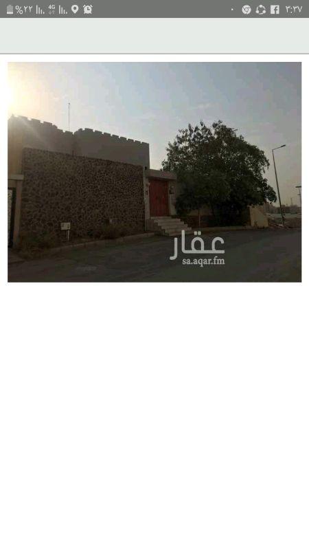 أرض للبيع في شارع ابراهيم التونسي ، حي العقيق ، الرياض