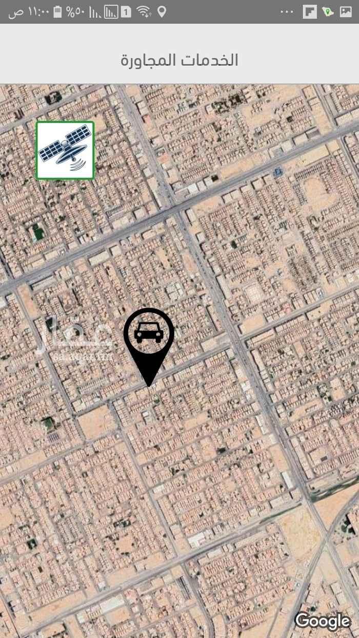 أرض للبيع في شارع الوقار ، حي الصحافة ، الرياض