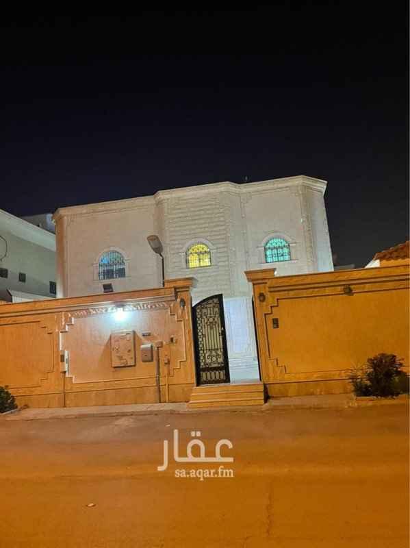 فيلا للإيجار في شارع ابراهيم بن غنيم ، حي الاندلس ، الرياض ، الرياض