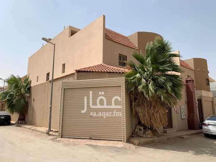 دور للإيجار في شارع المدار ، حي الحزم ، الرياض ، الرياض