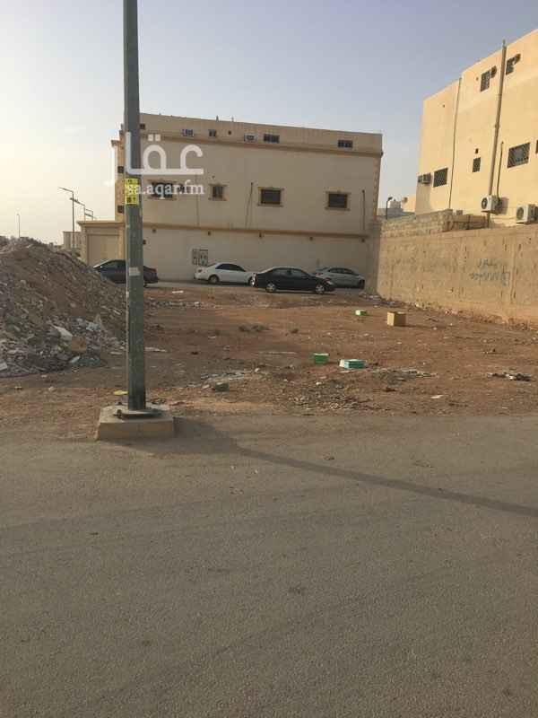 أرض للبيع في شارع البراقية ، حي النهضة ، الرياض ، الرياض