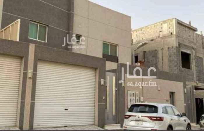 فيلا للبيع في شارع الأمير سعود بن عبدالله بن جلوي ، حي القيروان ، الرياض ، الرياض