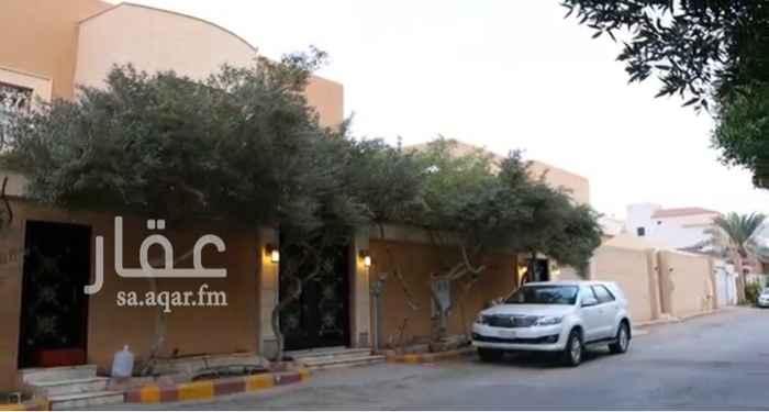 فيلا للبيع في شارع الرفايع ، حي الملك فهد ، الرياض