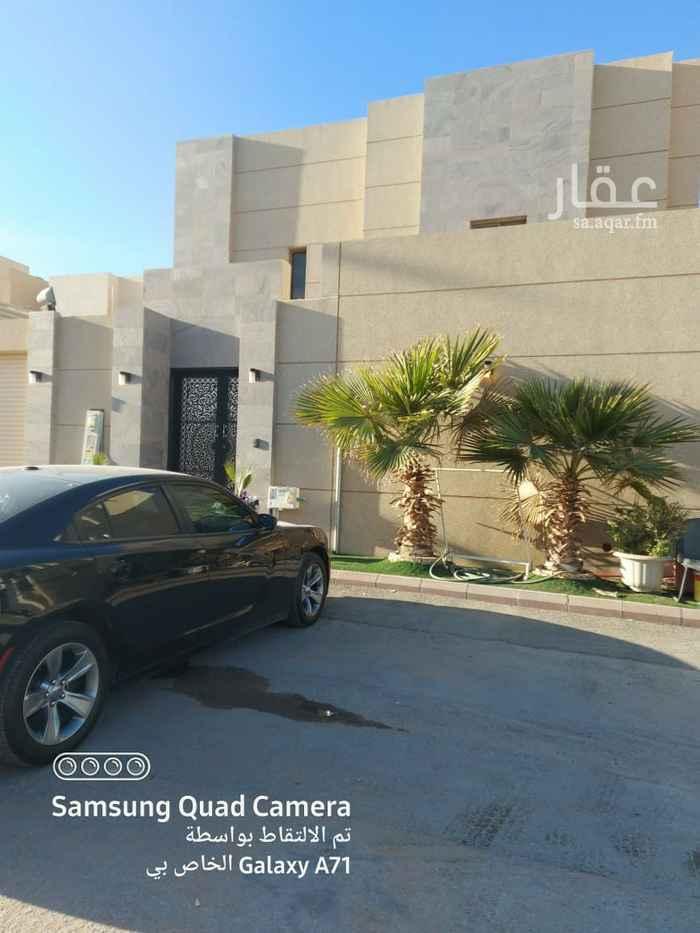 فيلا للبيع في شارع الدهناء ، حي الملقا ، الرياض