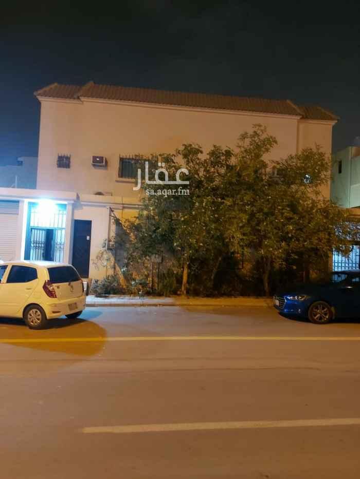 فيلا للإيجار في شارع ابي محمد البهاء ، حي العقيق ، الرياض ، الرياض