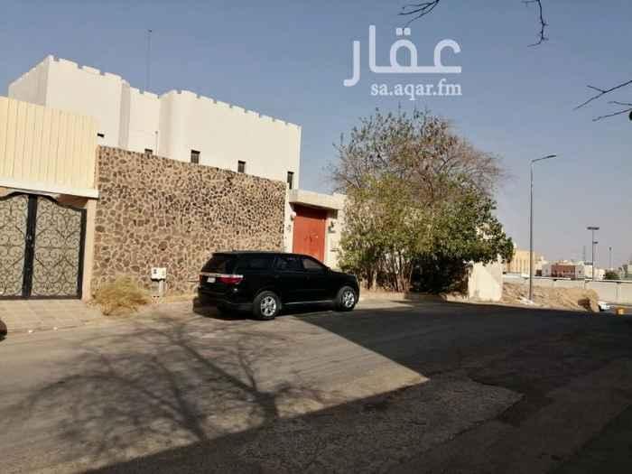 أرض للبيع في شارع السليمانية ، حي العقيق ، الرياض