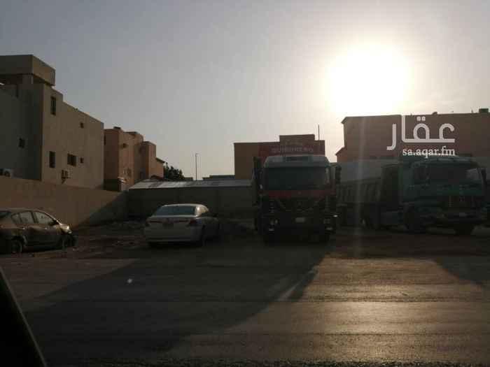 أرض للإيجار في شارع طلال بن خالد ، حي الدار البيضاء ، الرياض