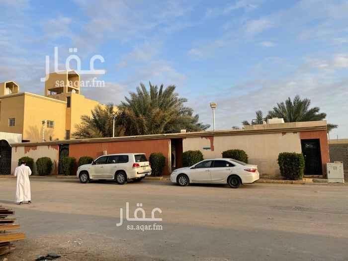 استراحة للبيع في شارع علي الطنطاوي ، حي العارض ، الرياض