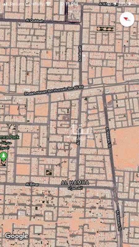 أرض للبيع في طريق الإمام عبدالله بن سعود بن عبدالعزيز ، حي اليرموك ، الرياض ، الرياض