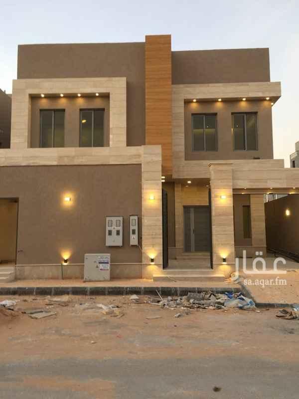 فيلا للبيع في طريق عثمان بن عفان ، الرياض ، الرياض
