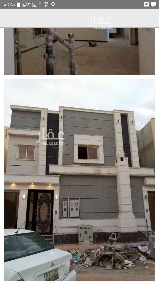 فيلا للبيع في شارع رقم 487 ، حي المونسية ، الرياض
