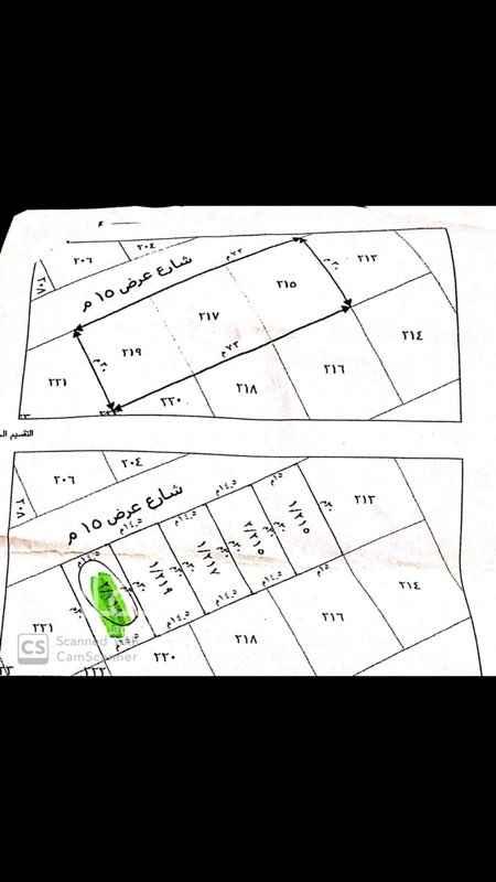 أرض للبيع في شارع النجاح ، حي الرمال ، الرياض ، الرياض
