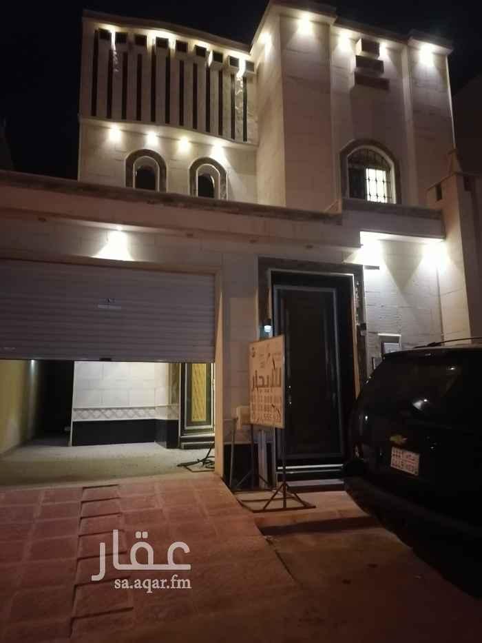 فيلا للإيجار في شارع عبدالجواد المنوفي ، حي الرمال ، الرياض ، الرياض