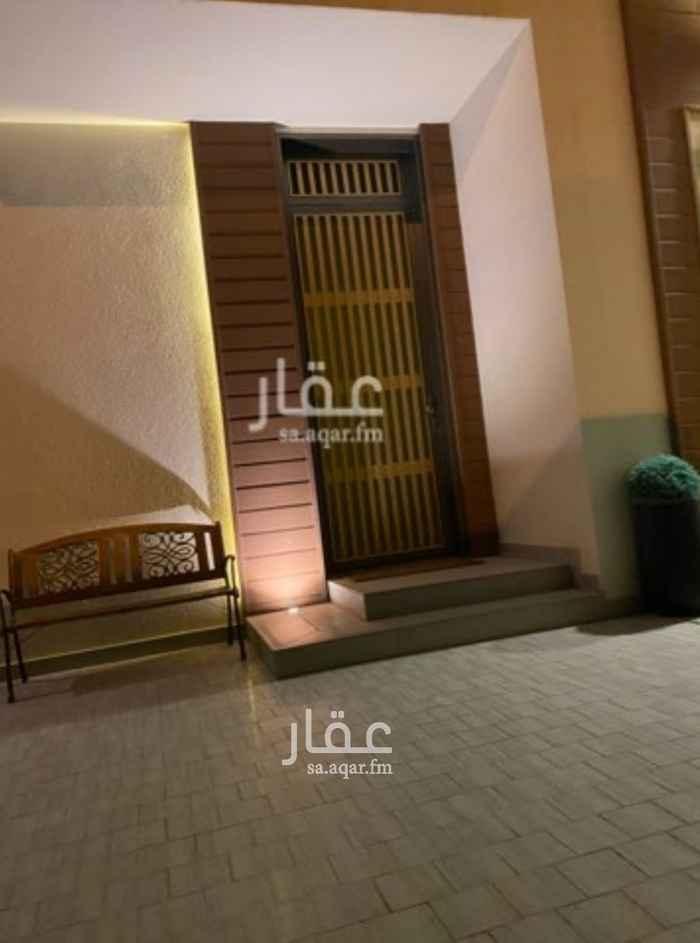 فيلا للإيجار في شارع القرشي ، حي النرجس ، الرياض