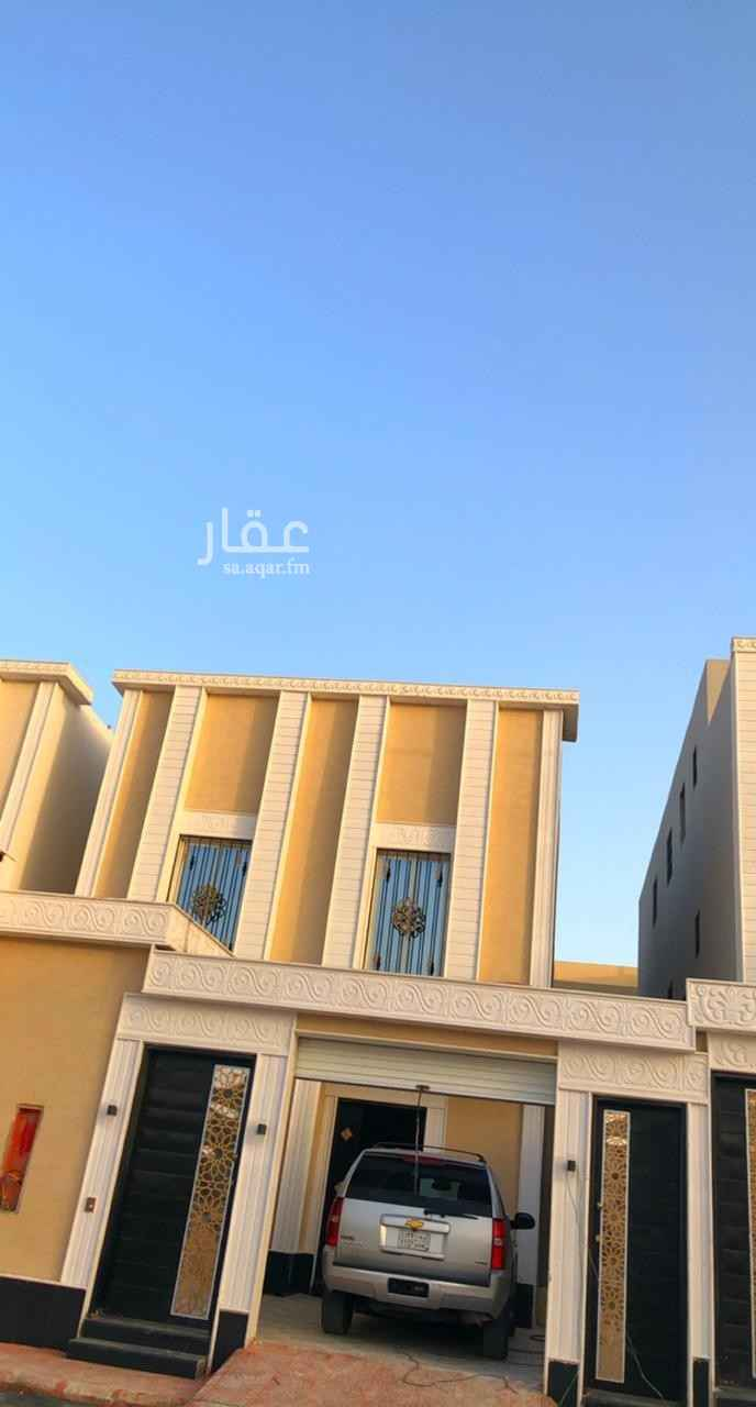 فيلا للإيجار في شارع ابي رفاعة العدوي ، حي مطار الملك خالد الدولي ، الرياض ، الرياض