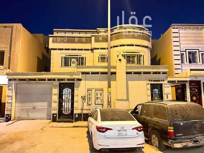 فيلا للإيجار في شارع ابن الكوفي ، حي الرمال ، الرياض ، الرياض