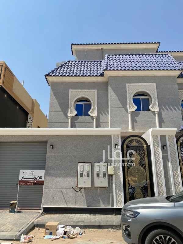 دور للإيجار في شارع احمد بن عبدالرحمن الاشبوني ، حي العارض ، الرياض ، الرياض