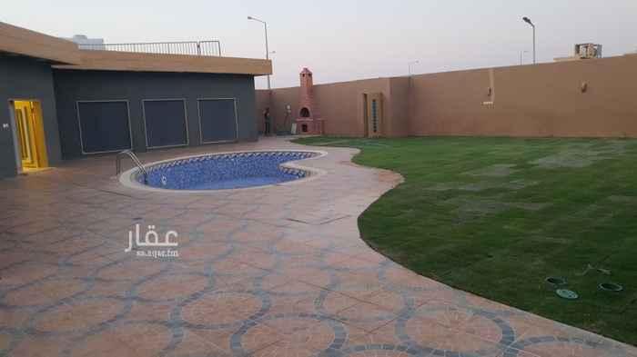 فيلا للإيجار في شارع يوسف بن شاهين ، حي الرمال ، الرياض ، الرياض