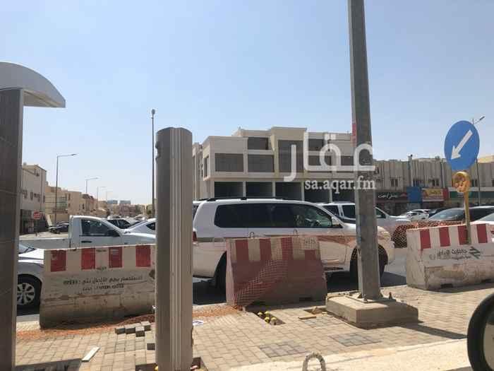 مكتب تجاري للإيجار في شارع خالد بن الوليد ، حي الشهداء ، الرياض