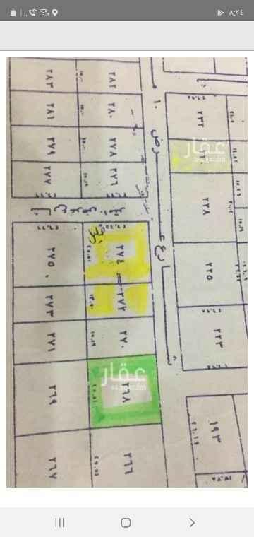 أرض للبيع في شارع الشيخ حسن الباروقي ، حي الخزامى ، الرياض ، الرياض