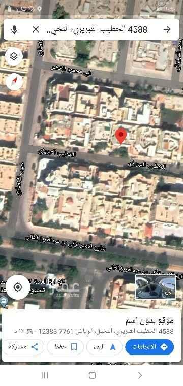 أرض للبيع في شارع الامير تركي بن عبدالعزيز الثاني ، حي النخيل ، الرياض ، الرياض