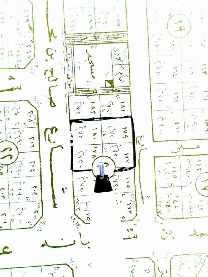 أرض للبيع في شارع صالح بن محمد ، حي القيروان ، الرياض ، الرياض