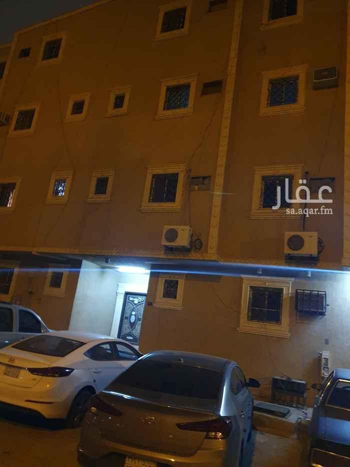 شقة للإيجار في شارع عبدالرحمن بن قاسم ، حي عكاظ ، الرياض ، الرياض