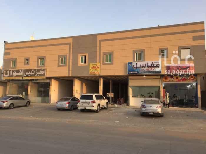 محل للإيجار في شارع سلطان بن نمر ، حي الرمال ، الرياض