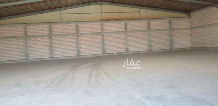 مستودع للإيجار في الرياض ، حي السلي ، الرياض