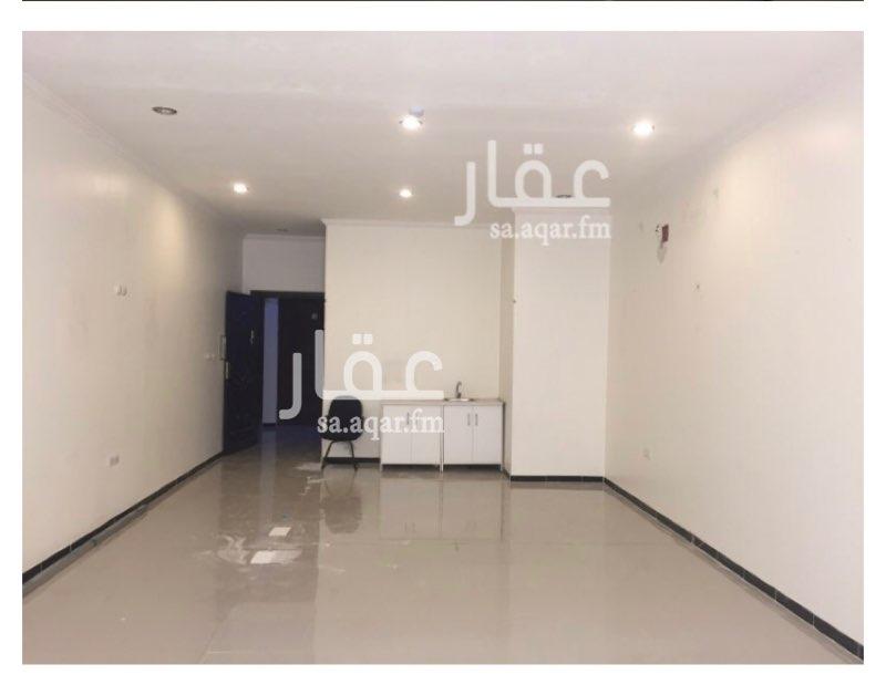 مكتب تجاري للإيجار في شارع الصحابة ، حي اليرموك ، الرياض ، الرياض