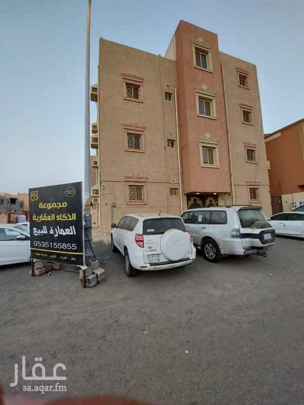 عمارة للبيع في شارع الأمير ناصر بن عبد العزيز ، حي السويس ، جازان ، جزان