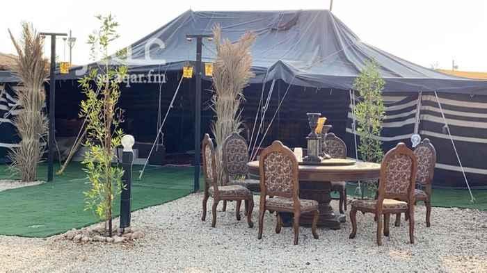مخيم للإيجار في حي الرماية ، الرياض ، الرياض