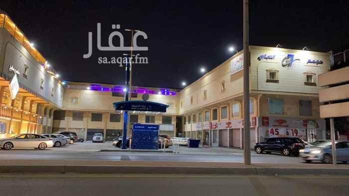 مكتب تجاري للإيجار في طريق الامير متعب بن عبدالعزيز ، حي الصفا ، جدة ، جدة
