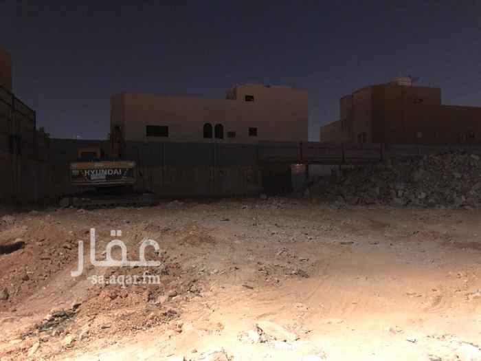 أرض للبيع في شارع ابي القاسم الاموي ، حي الريان ، الرياض