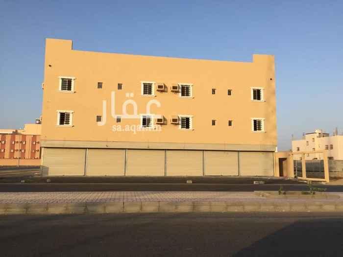 محل للإيجار في شارع الأمير ناصر بن عبد العزيز ، حي السويس ، جازان ، جزان