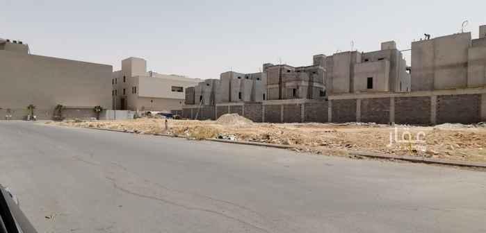 أرض للبيع في شارع الشوكي ، حي الربيع ، الرياض ، الرياض