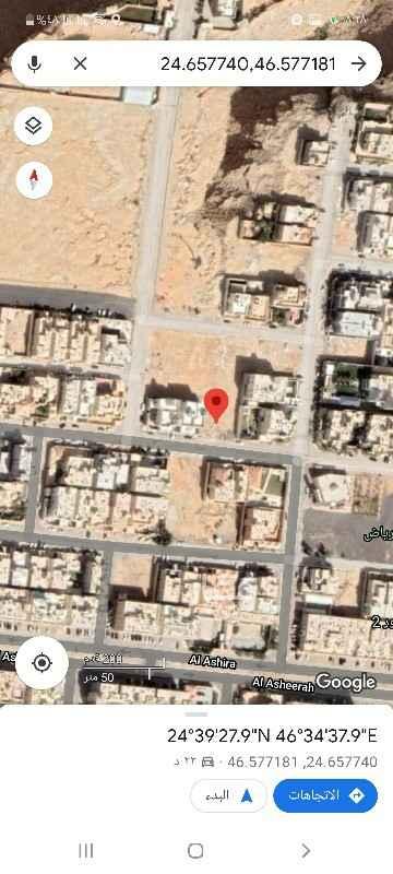 أرض للبيع في شارع العاذريه ، حي ظهرة لبن ، الرياض ، الرياض