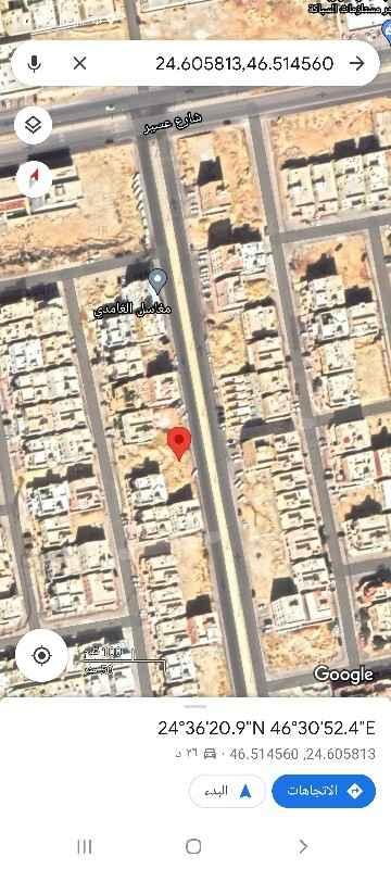 أرض للبيع في شارع رقم 333 ، حي ظهرة لبن ، الرياض ، الرياض