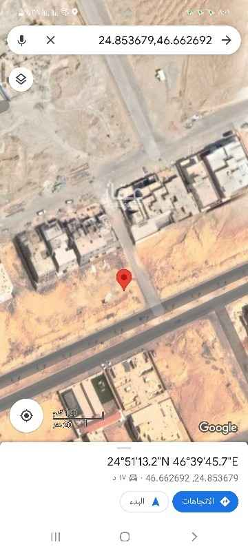 أرض للبيع في شارع احمد الداغستاني ، حي النرجس ، الرياض ، الرياض